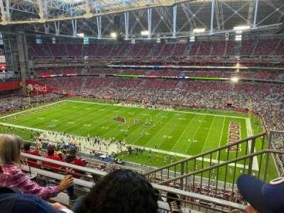 State Farm Stadium section 439