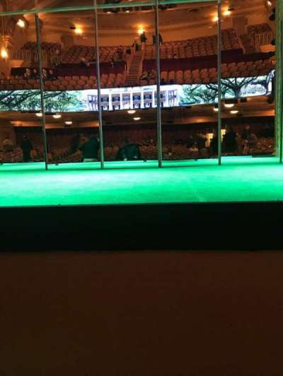 John Golden Theatre, section: Orchestra C, row: A, seat: 104