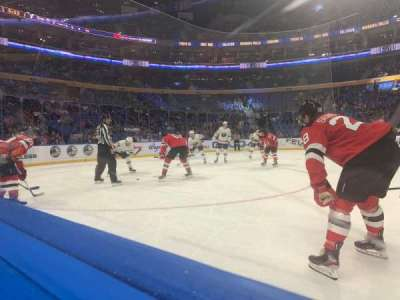 KeyBank Center section 118