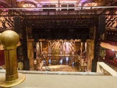 CIBC Theatre section Balcony RC