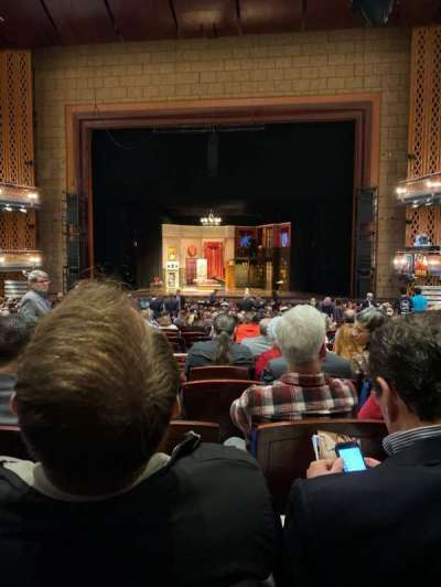 Walt Disney Theatre - Dr. Phillips Center section Upper Orchestra C