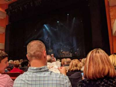 Thrivent Hall at Fox Cities Performing Arts Center, section: Orch r, row: J, seat: 157