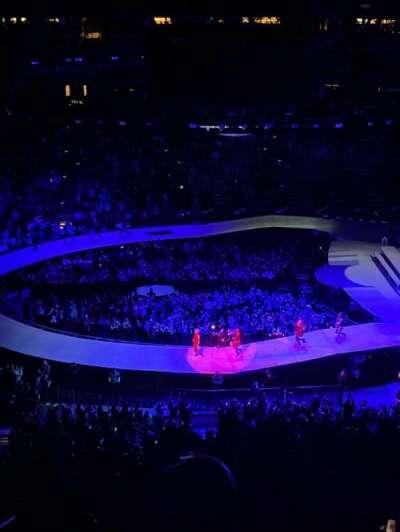 Honda Center, section: 432, row: L, seat: 13