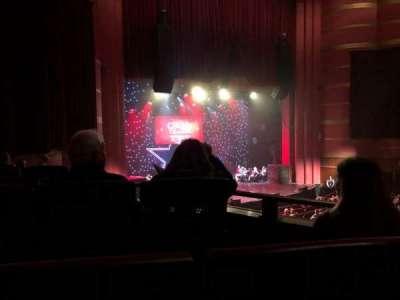 Kansas City Music Hall, section: Box 14, seat: 2