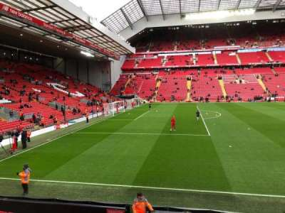 Anfield section KM