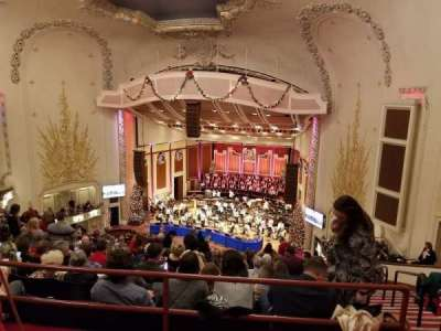 Heinz Hall, section: Gallery RC, row: M, seat: 128