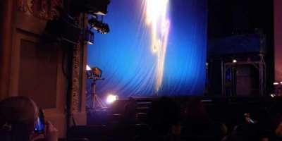 Longacre Theatre section Orchestra L