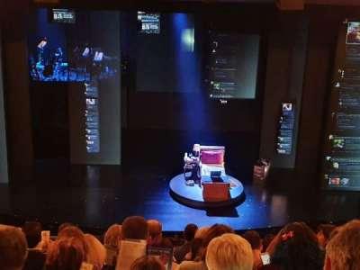 Music Box Theatre section Mezzanine L