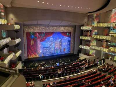 Muriel Kauffman Theatre, section: Grand Tier Left, row: BBB, seat: 912