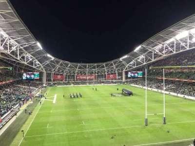 Aviva Stadium section 428