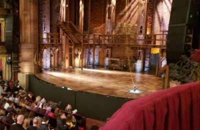 CIBC Theatre section Dress Circle Box 2
