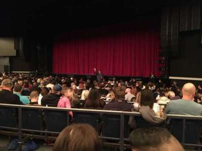 Hulu Theater at Madison Square Garden section 204