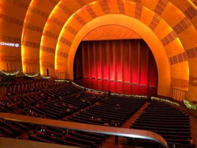 Radio City Music Hall section 2nd Mezzanine 1