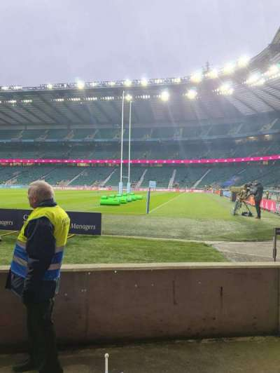 Twickenham Stadium section L2