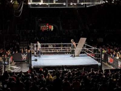 Coca-Cola Coliseum, section: 100, row: E, seat: 17