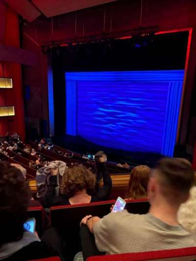 Bord Gáis Energy Theatre, section: Circle, row: C, seat: 50