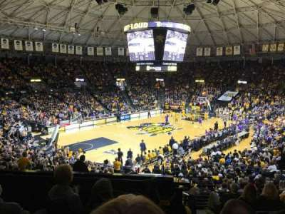 Charles Koch Arena, section: 124, row: 24, seat: 2