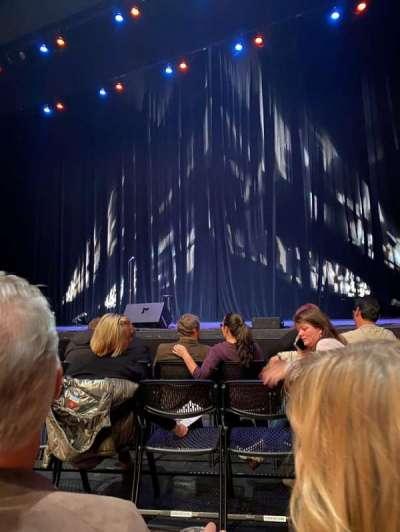 Keller Auditorium, section: D, row: PB, seat: 5
