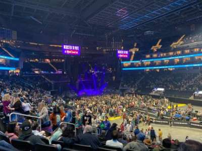 Chase Center, section: 113, row: 16, seat: 10