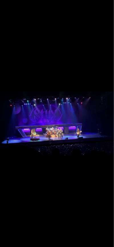 The Entertainment Centre at Casino Rama, section: M5, row: 4 , seat: 7