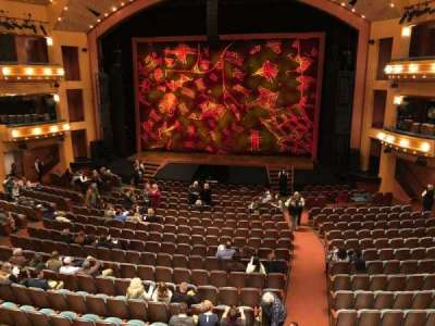 Procter And Gamble Hall at the Aronoff Center, section: Loge C, row: A, seat: 143