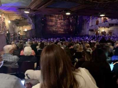 Majestic Theatre - San Antonio, section: Orchestra L, row: EE, seat: 27