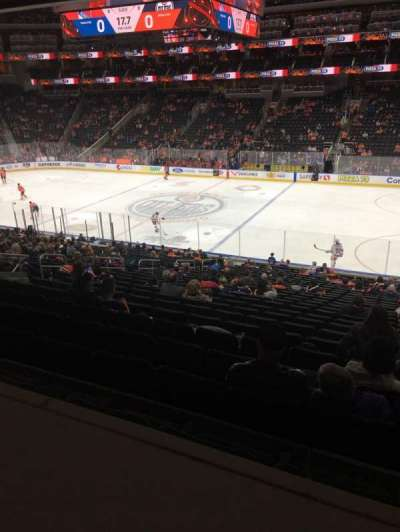 Rogers Place section 118