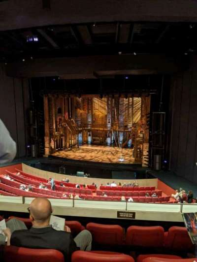 Andrew Jackson Hall, section: Grand Tier, row: d, seat: 11