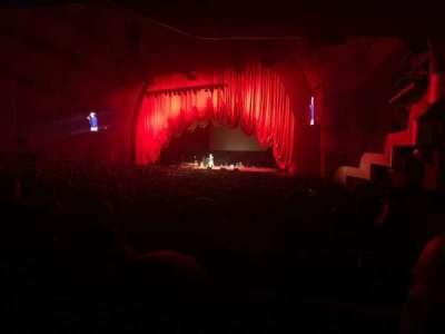 Radio City Music Hall, section: 1, row: P, seat: 103