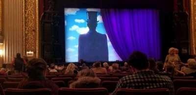 Orpheum Theatre (Memphis) section Orchestra LC