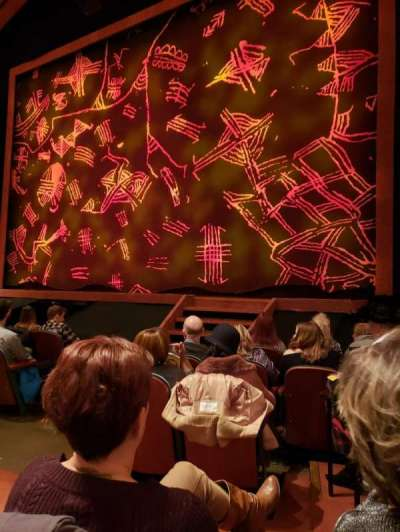 Procter And Gamble Hall at the Aronoff Center, section: Orchestra R, row: B, seat: 304