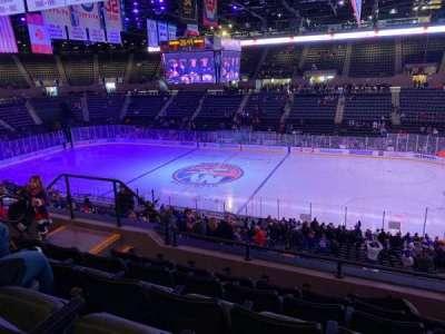 Nassau Veterans Memorial Coliseum section 221