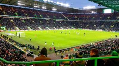 Celtic Park section 122