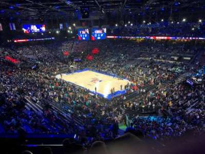 AccorHotels Arena section Balcon S