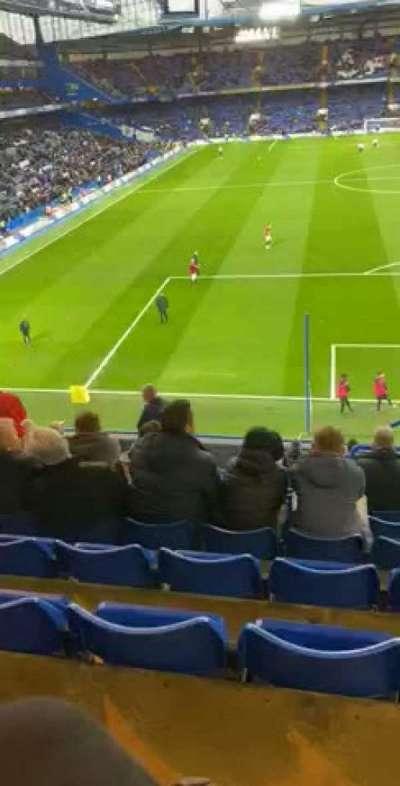 Stamford Bridge section Shed upper