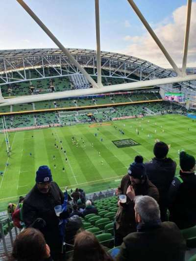 Aviva Stadium section 507