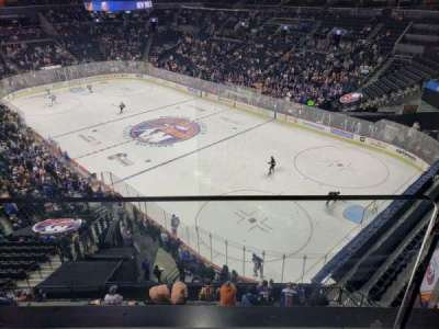 Barclays Center section 203