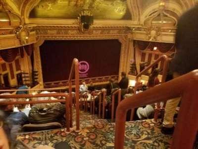Hippodrome Theatre section Left Upper Balcony