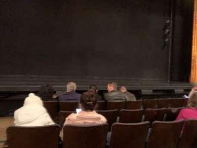 Ambassador Theatre, section: Orchestra C, row: C, seat: 101