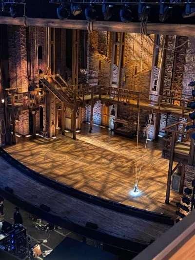 DeVos Performance Hall, section: Loge, row: B, seat: 14