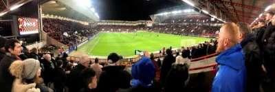 Ashton Gate Stadium section N36