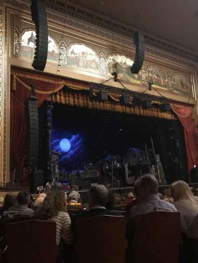 Altria Theater, section: Orchestra E, row: S, seat: 511