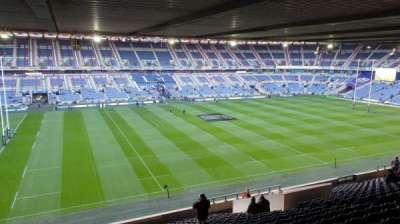 Murrayfield Stadium section E16