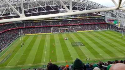 Aviva Stadium section 506