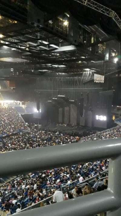 Coliseo De Puerto Rico, section: 224, row: K, seat: 9