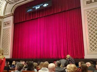 Cincinnati Music Hall, section: Orch3, row: E, seat: 307