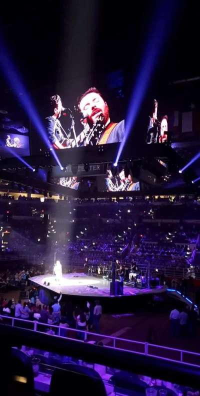 AT&T Center, section: 120, row: 20, seat: 9