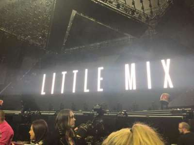 The O2 Arena section Floor A3