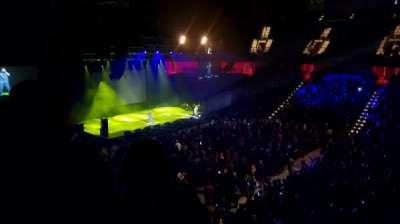 Mohegan Sun Arena, section: 117, row: B, seat: 1