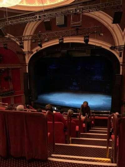 Broadway Theatre - 53rd Street, section: Rear Mezzanine RC, row: A, seat: 11